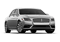 New Lincoln Continental in Pampa